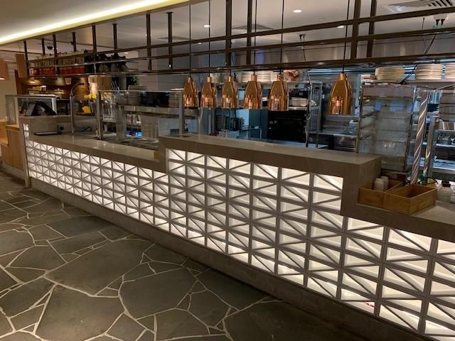 Commercial Kitchen Custom Stainless Steel