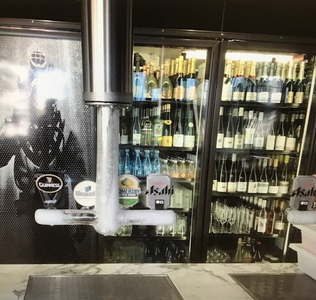 Custom S/S Fabrication, Beer Reticulation & Refrigerated Coolroom